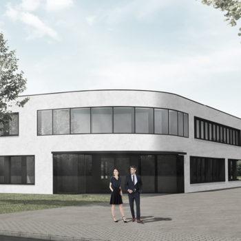 Bürogebäude G.M.