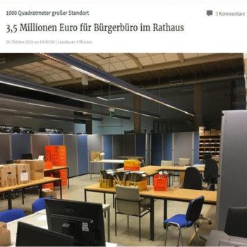 Machabrkeitsstudie EMA-Halle Krefeld Rheinische Post